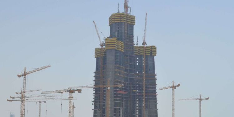 jeddah tower smart city saudi arabia