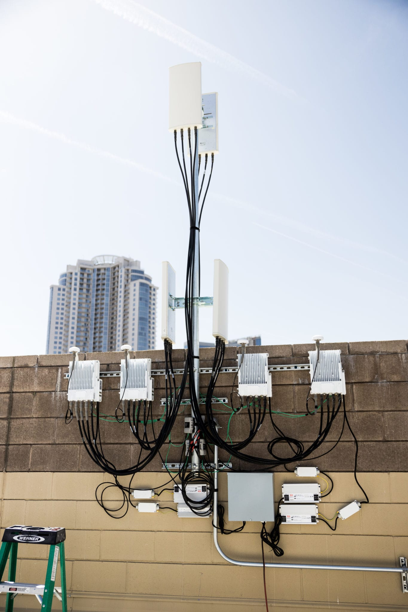Las Vegas deploys 'largest private municipal LTE network' – in just 45 days