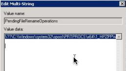 PendingFileRenameOperations-key