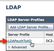 open-ldap-server-profile