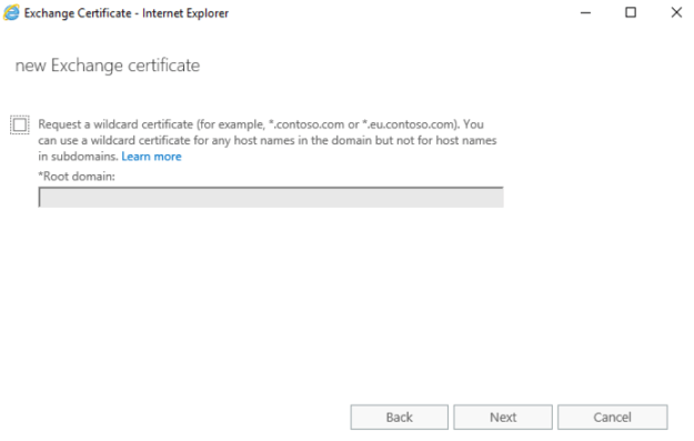new-exchange-certificate-wildcard-option
