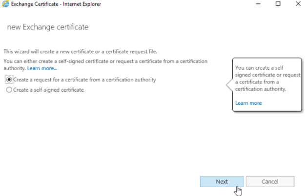 new-exchange-certificate