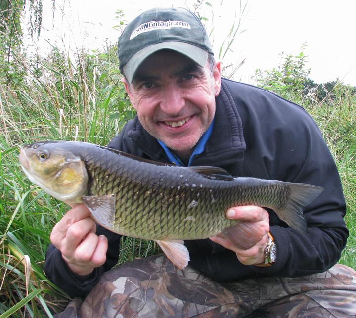 ian welch chub fishing