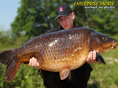 ant ballard with 39lb-common