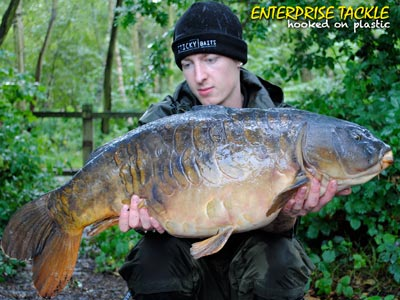 ant ballard with a nice mirror
