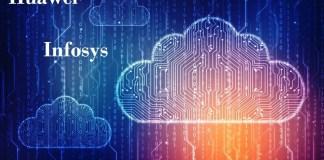 Huawei, Infosys, Cloud Computing