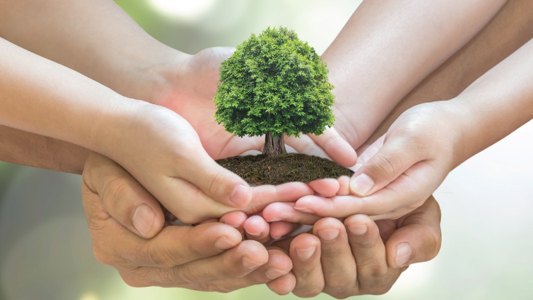 IIOT, retail solutions, greener earth