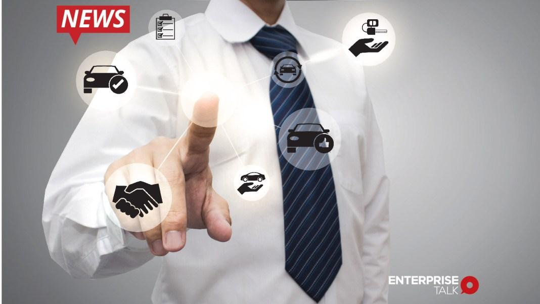 CDK Global, Scott Thompson, retail automotive technology, CRM and Layered Applications, Austin, Texas, Epicor Software Corporation