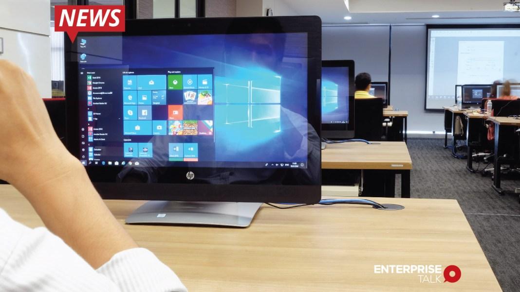 IT Professionals, Windows 10, Ivanti, digital workplace, Windows 10 migration projects