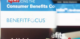 Benefitfocus, One Place, Business conference, AI-powered platform, Cloud-based consumer benefits platform