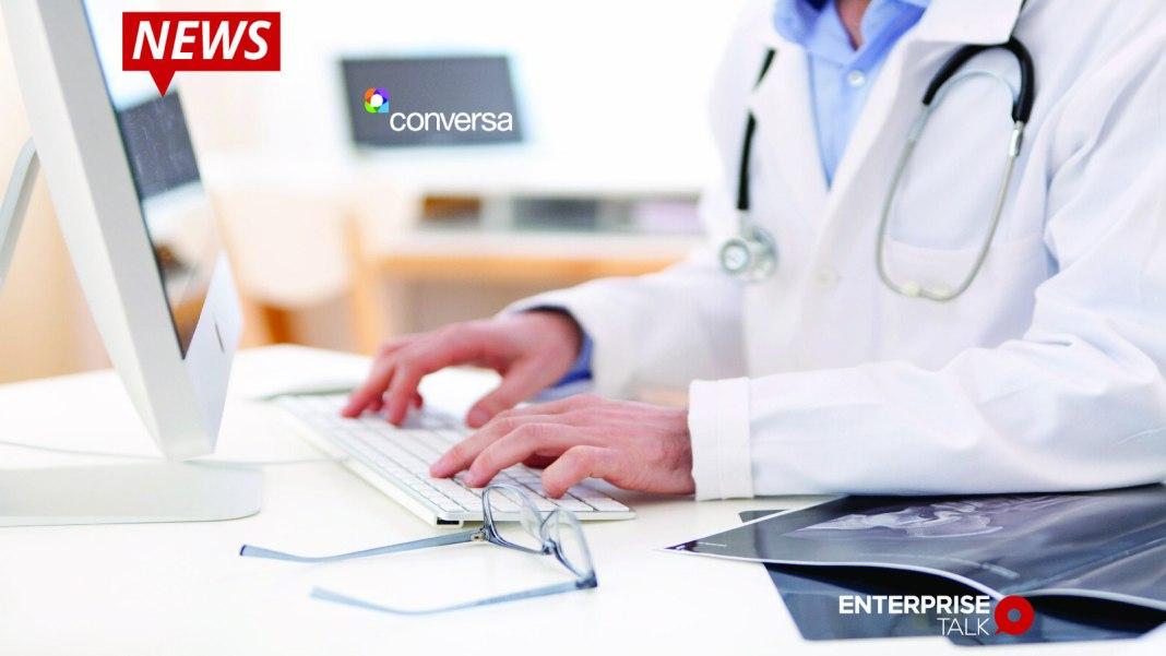 Healthcare, Conversa, coronavirus, virtual healthcare