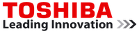 Logo for Toshiba Ultrasound Machines
