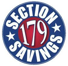 Capital Equipment Savings section 179 taxes