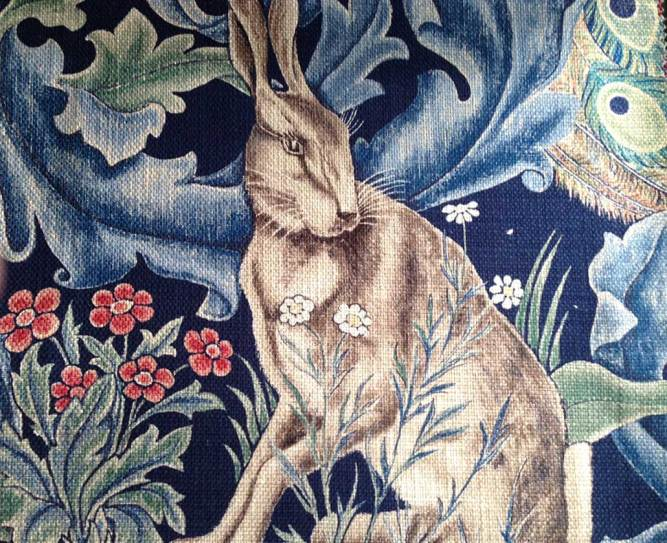 Rabbit by William Morris
