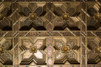 Ceiling of the Chapter House