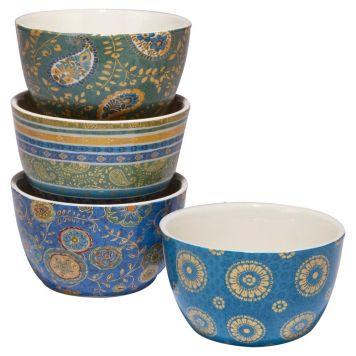 Exotic Garden Small Bowls