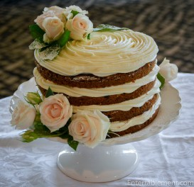 The Naked Carrot Cake