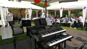 Livemusik Sommerfest Hansa Menden