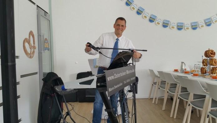 Livemusik Entertainer Marco Wadersloh