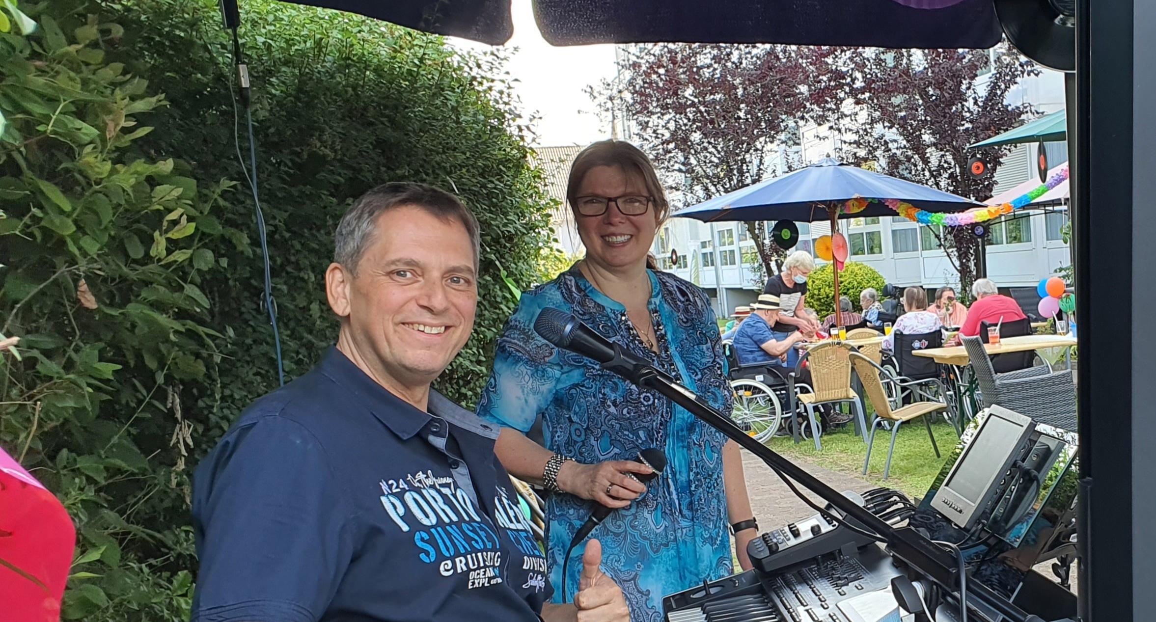Musik Duo in Hamm – Sommerfest St. Bonifatius 2021