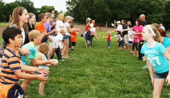 Image result for Water Balloon Toss GAMES FOR KIDS