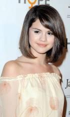 Selena Gomez Short Hair