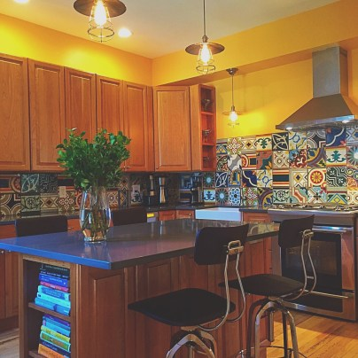 Competed Kitchen