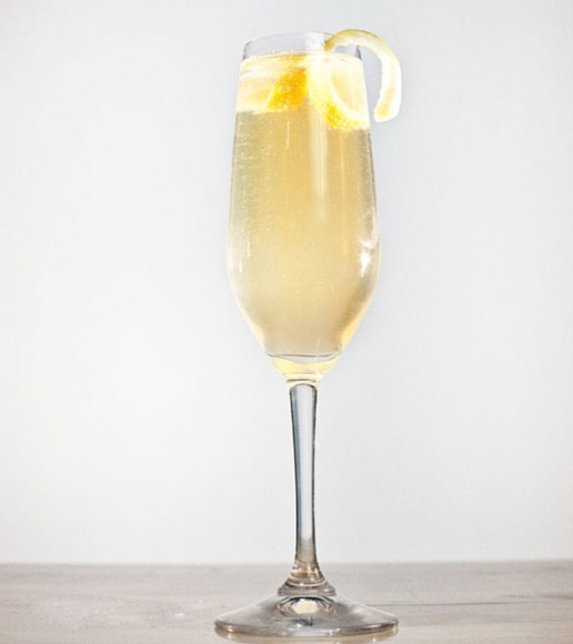 Channel your inner Parisian with this stylish cocktail from 1915.