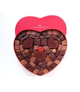 Best Valentines Day chocolates, La Maison Du Chocolate Heart Box