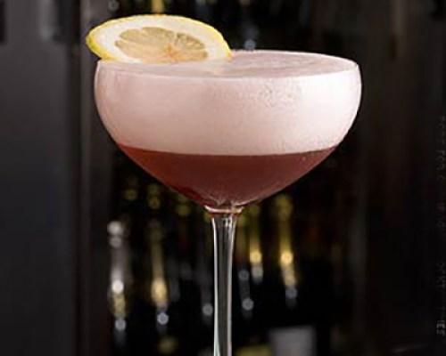 Celestial Fizz Cocktail