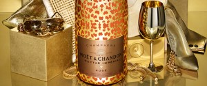 moet chandon leopard luxury edition