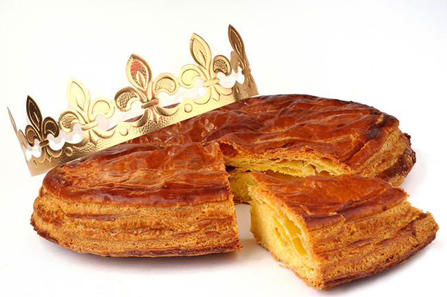 Le Fête des Rois (or Kings' Feast) is Celebrated on the Epiphany