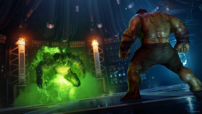 marvel's avengers,