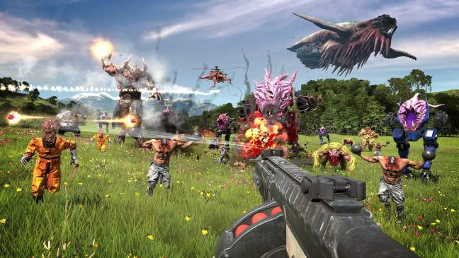 Serious Sam 4 screenshot