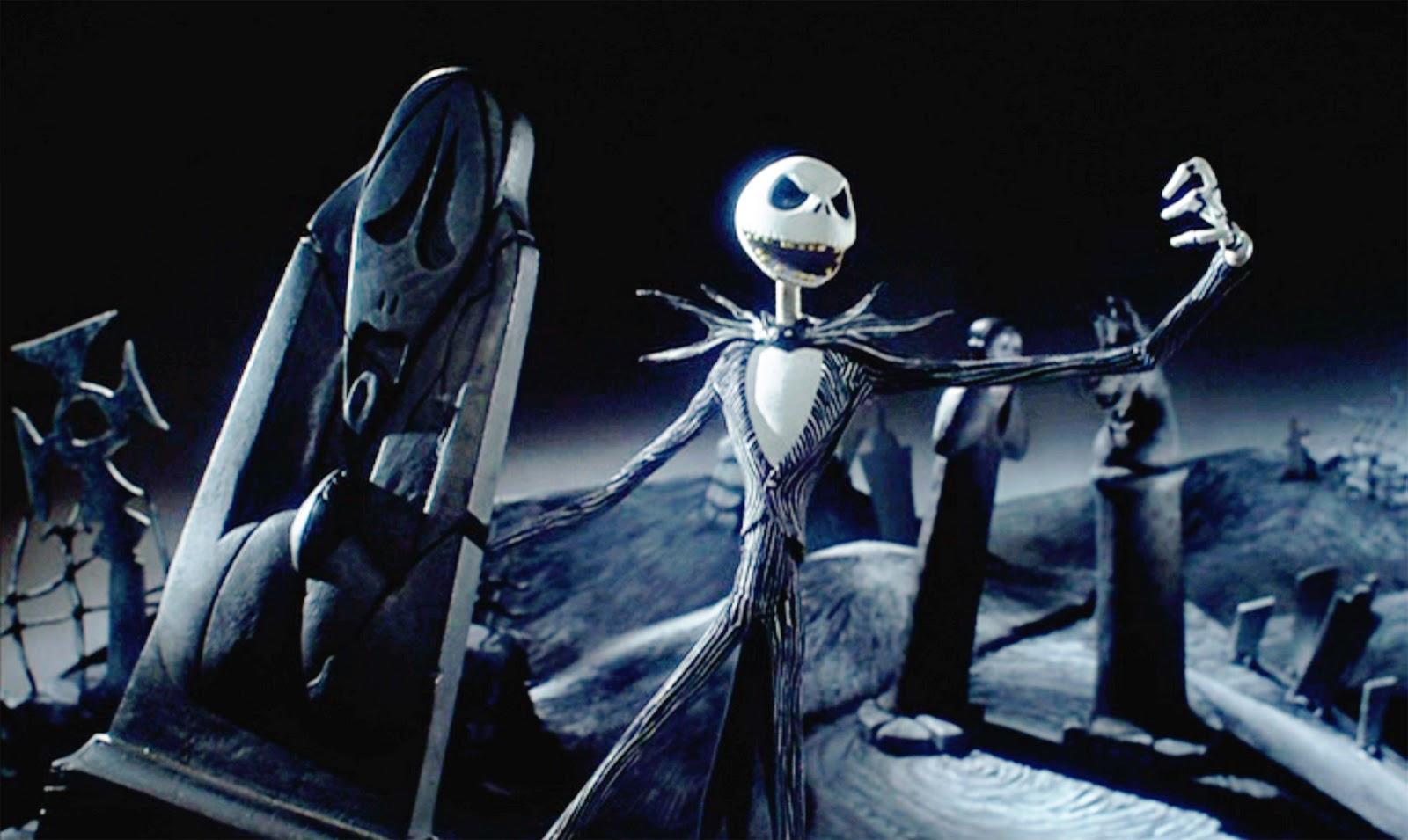 Jack And Sally Nightmare Before Christmas Screensaver