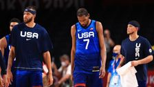 Watch U.S. Miss Shot After Shot In First Olympic Basketball Defeat Since 2004 | NewsBurrow