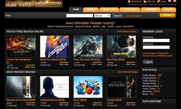 websites to watch movies for free – entertainment666