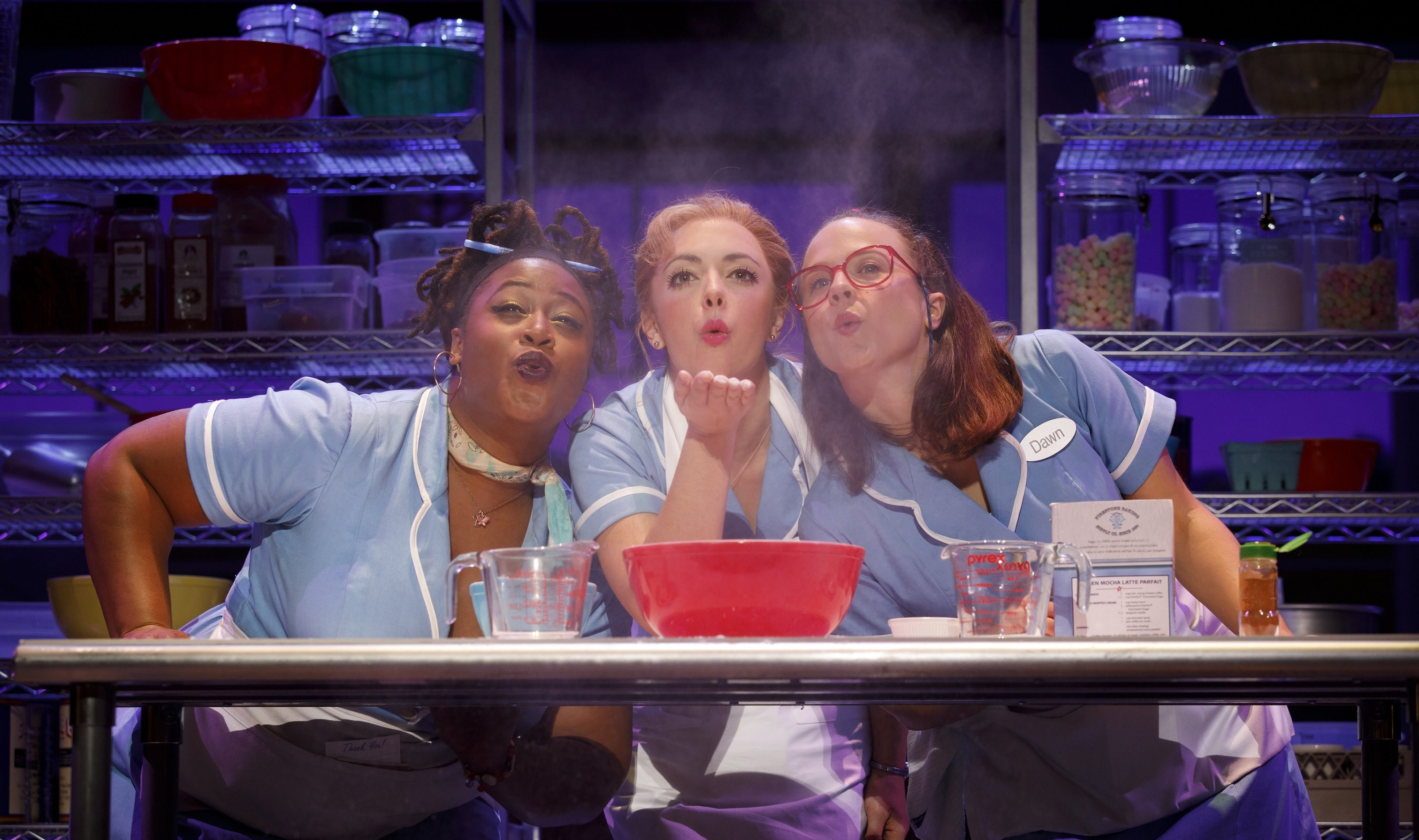 """The ingredients are odd but """"Waitress"""" aces the taste test for audiences nationwide."""