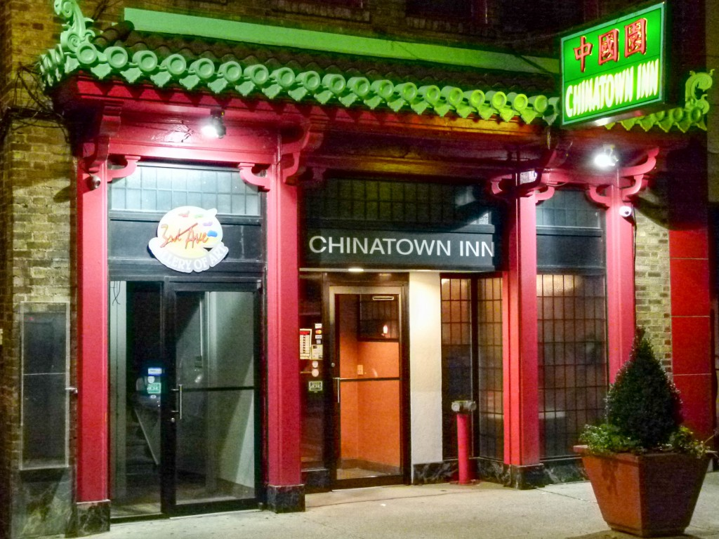 Chinatown Inn on Third Avenue has been open for over sixty five years.