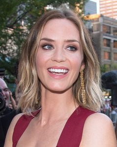 Emily Blunt at the 2012 Toronto International Film Festival. photo: gdcgraphics and Wikipedia.