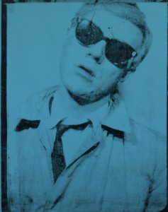 Oh, wow, Warhol seemed to be saying in his 1964 self-portrait. This year the Warhol Museum turned 20 and has re-done the thrill rides. (Image © Andy Warhol Foundation)
