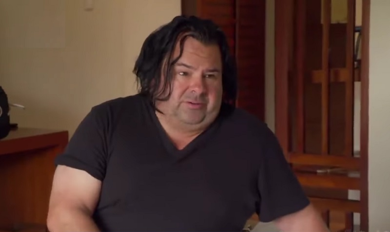 90 Day Fiance - Big Ed - Before the 90 Days