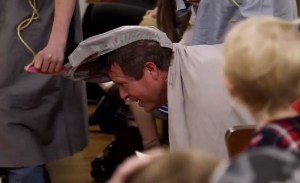 Counting On - Jim Bob Duggar On All Fours as Donkey
