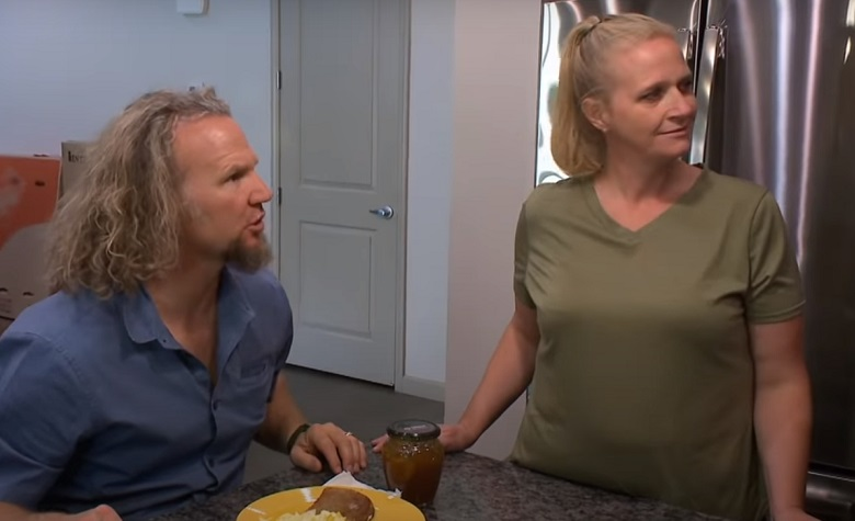 Sister Wives - Kody Brown - Christine Brown - In the Kitchen