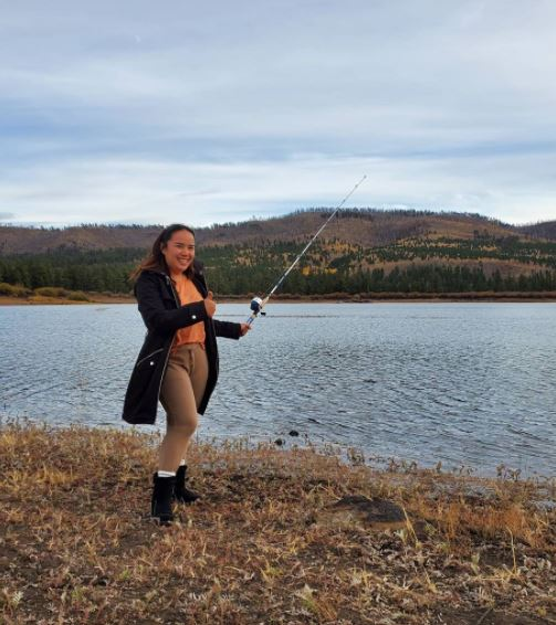 90 Day Fiance Annie Suwan Fishing