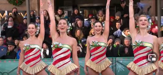 Rockettes YouTube
