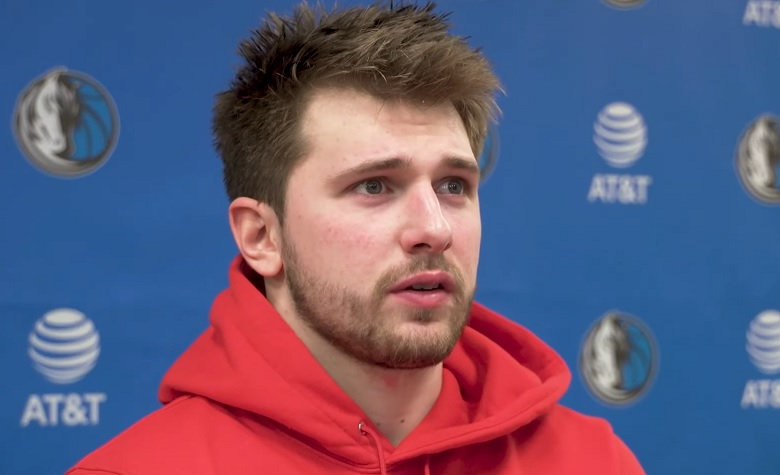 Luka Doncic Picture YouTube