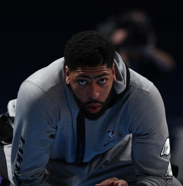 Anthony Davis 1 Instagram