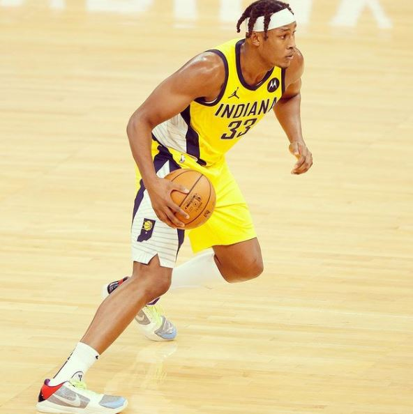 Myles Turner NBA Instagram