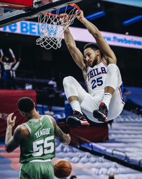 NBA Ben Simmons Pic Instagram
